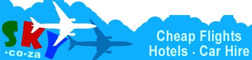 Cheap Flights with SKY.co.za